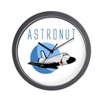 The Astronut's Wall Clock