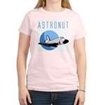 The Astronut's Women's Pink T-Shirt