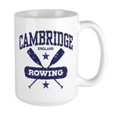 Cambridge England Rowing Mug