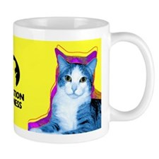 Unique Cat human Mug