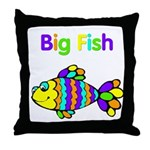 The Pond-Life Throw Pillow