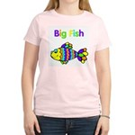 The Pond-Life Women's Pink T-Shirt