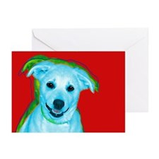 Cute Shelter dog Greeting Cards (Pk of 10)