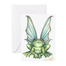 Fairy Frog Greeting Cards (Pk of 20)