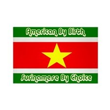 American/Black by birth, Surinamese By Choice Rect