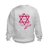 Bat Mitzvah Girl Sweatshirt