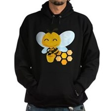 Happy Honey Bee Hoodie
