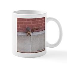 Hanging Out Squirrel Mug