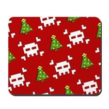 8-Bit Christmas Mousepad