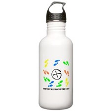 Did you waypoint the Car? Water Bottle