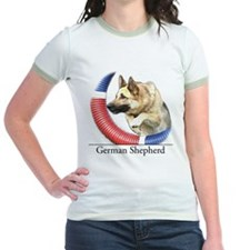 German Shepherd Sketch T
