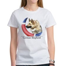 German Shepherd Sketch Tee