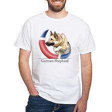 German Shepherd Sketch Shirt
