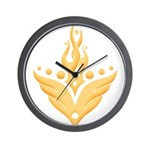 Icarus Collection Wall Clock