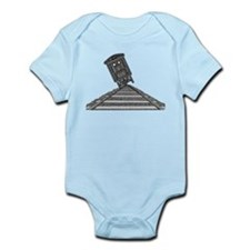 Tipping Train #2 Infant Bodysuit
