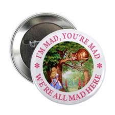 "I'm Mad, You're Mad 2.25"" Button"