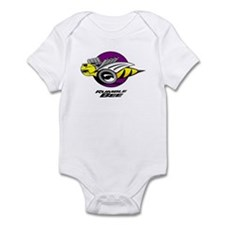 Rumble Bee design Infant Bodysuit