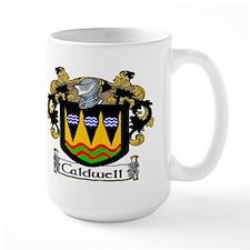 Caldwell Coat of Arms Mug