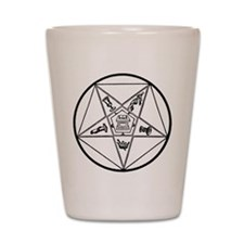 Order of the Eastern Star (bl Shot Glass