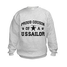 Proud Cousin of a U.S.Sailor Sweatshirt