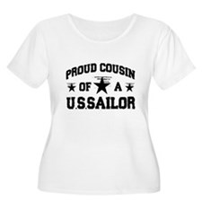 Proud Cousin of a U.S.Sailor T-Shirt