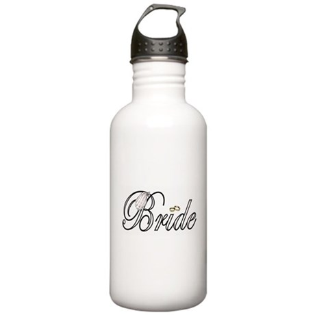 """""""Bride"""" Stainless Water Bottle 1.0L"""