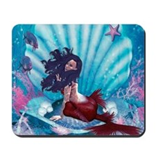 under water Mousepad