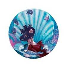 "under water 3.5"" Button (100 pack)"