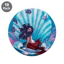 "under water 3.5"" Button (10 pack)"