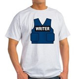 Castle Writer Vest Tee-Shirt