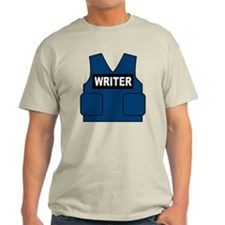 Castle Writer Vest Light T-Shirt