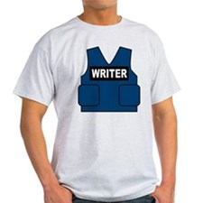 Castle Writer Vest T-Shirt