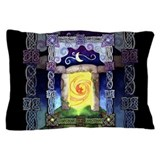 Celtic Doorway Pillow Case