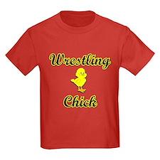 Wrestling Chick T