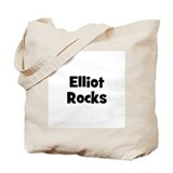 Elliot Rocks Tote Bag