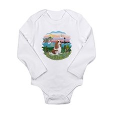 Lighthouse - Cavalier (BL14) Long Sleeve Infant Bo