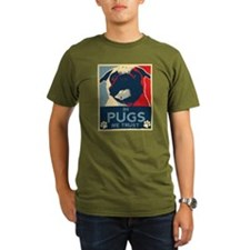 In Pugs We Trust T-Shirt