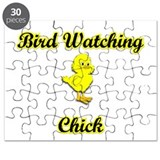 Bird watching Chick Puzzle