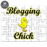 Blogging Chick Puzzle