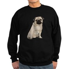 Cartoon Pug Jumper Sweater