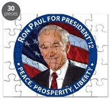 Support Ron Paul Puzzle
