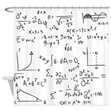 FORMULA Shower Curtain