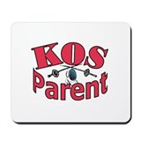 KOS Parents Mousepad