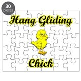 Hang Gliding Chick Puzzle