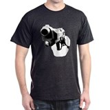 Pointed Handgun T-Shirt
