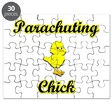 Parachuting Chick Puzzle