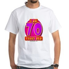 70th Birthday Shirt