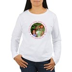 Any Path Will Do Women's Long Sleeve T-Shirt
