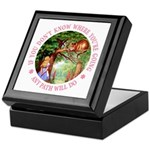 Any Path Will Do Keepsake Box