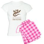 I'd Rathereth Be Slaying Drag Women's Light Pajama